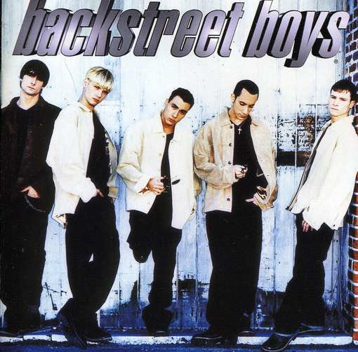 "Backstreet Boys — ""Quit Playin' Games With My Heart"""