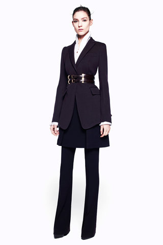 Alexander McQueen Pre-Fall 2012