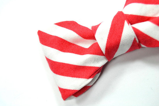 Clip-On Bow Tie ($18)