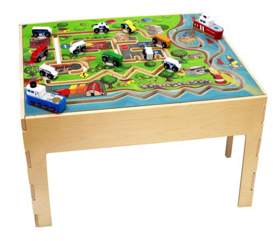 Anatex City Transportation Table ($230)