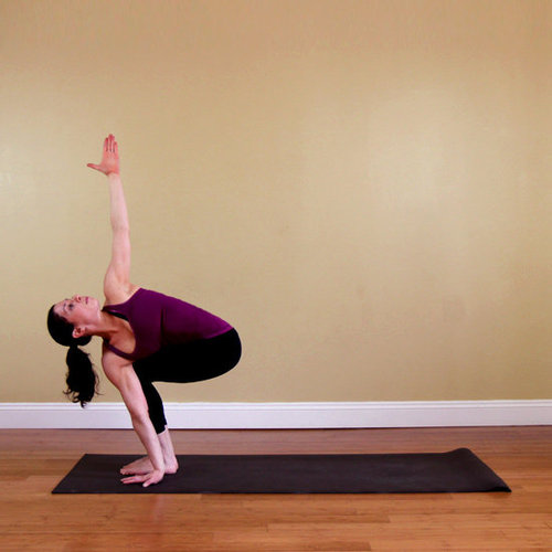 Yoga Sequence to Strengthen the Legs and Core