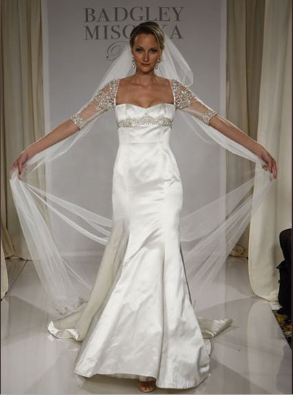 wedding dresses with sleeves Wedding Dress With Sleeves Wedding dresses