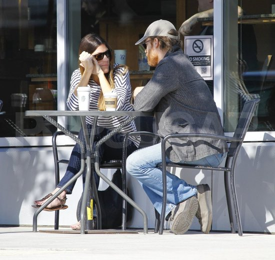 Dexter's Michael C. Hall Reunites With Ex-Wife Jennifer Carpenter For Coffee