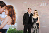 Rachel McAdams and Channing Tatum were in Munich.