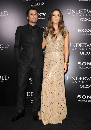 Kate Beckinsale and Her Husband Len Wiseman Debut Their Latest Collaboration