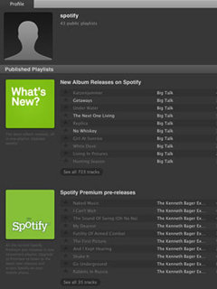Spotify Premium Subscription