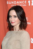 Emily Blunt attended the 2012 Sundance Film Festival.