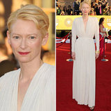 Tilda Swinton in Lanvin at the SAG Awards 2012