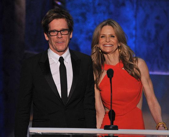 Kevin Bacon and Kyra Sedgwick
