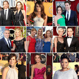 See All the Fashionable SAG Awards Red-Carpet Arrivals
