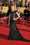 Jayma Mays at the SAG Awards