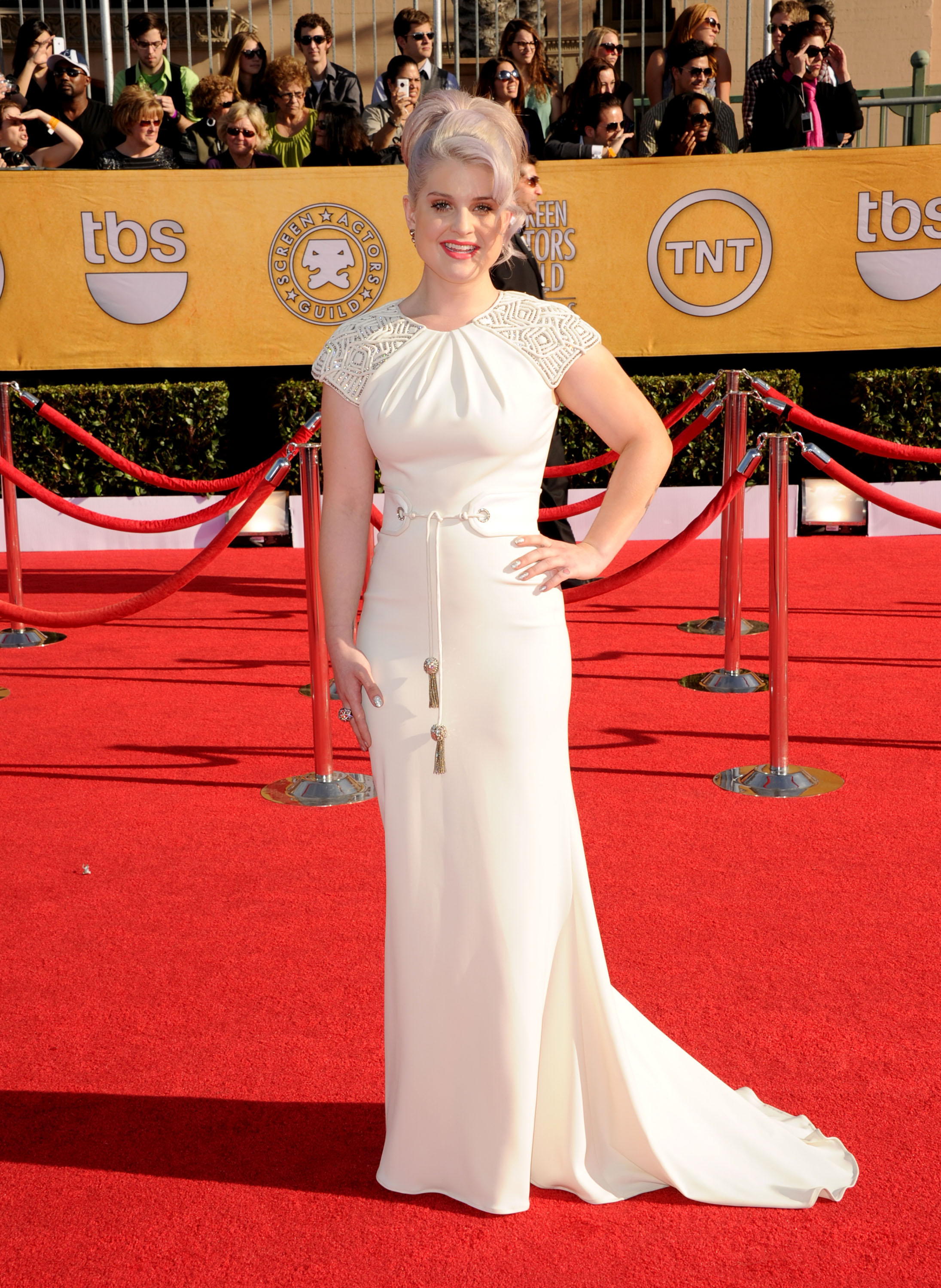 Kelly Osbourne at the SAG Awards