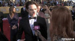 "Video: Vincent Piazza Gushes About the ""Stunning"" Ashlee Simpson and Talks Boardwalk Empire"