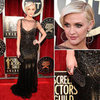 Ashlee Simpson at the SAG Awards 2012