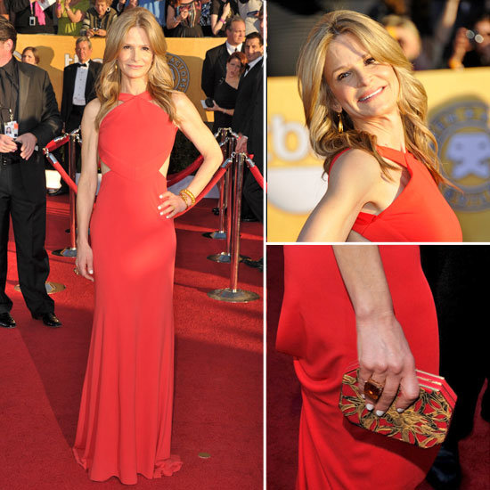Kyra Sedgwick at the SAG Awards 2012