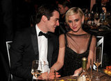 Vincent Piazza keeps his eyes on Ashlee Simpson.