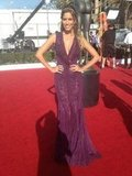 Aussie Renee Bargh showed off her Basil Soda dress. Twitter User: ReneeBargh