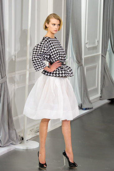 Christian Dior Couture Весна 2012.