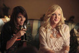 Marisol Nichols and Jennifer Aspen in GCB. Photos copyright 2012 ABC, Inc.