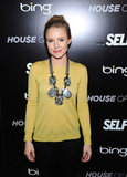 Kristen Bell and Dax Hit the Sundance Bing Bar