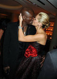 Seal and Heidi Klum attended the official HBO afterparty for the 66th Annual Golden Globe Awards in January 2009.
