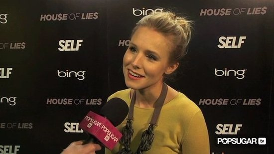 "Video: Kristen Bell on Playing a ""Professional Liar"" in a New ""Perverted"" Dark Comedy"