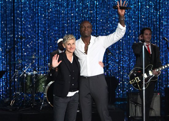 "Video: Seal Says ""We Were Shocked"" But Is Divorcing Heidi With ""Dignity"""