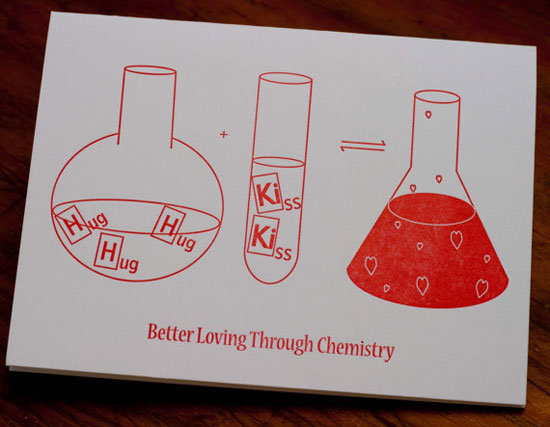 Better Loving Through Chemistry