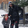 Celebrities and Their Children Pictures January 23, 2012