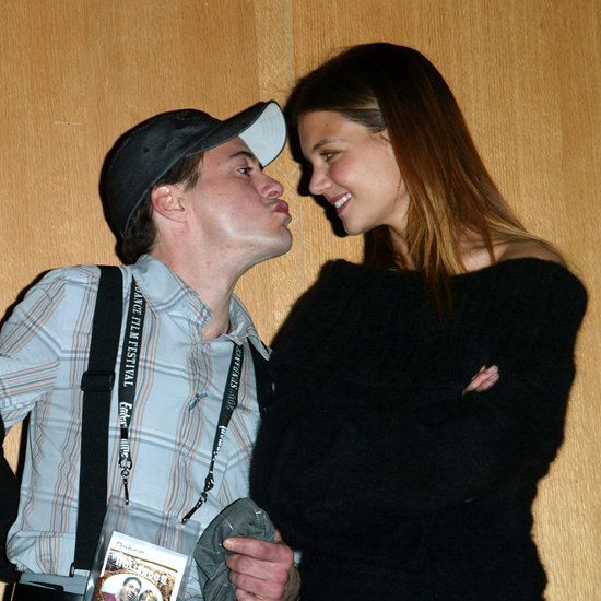 Robert and Katie, 2003