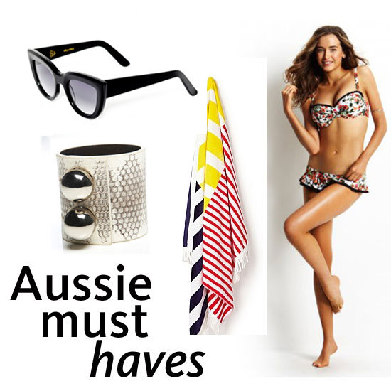 2012 Australia Week: 10 Must-Have Aussie Wardrobe Staples