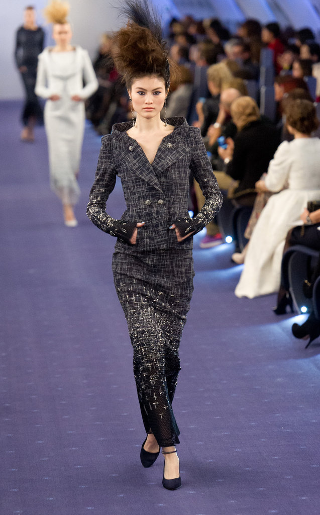 Chanel Spring 2012 Couture