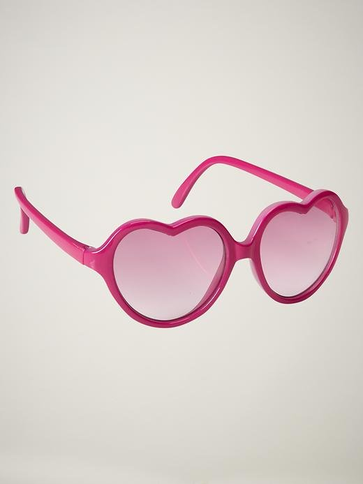 Gap Heart Sunglasses ($9.95)