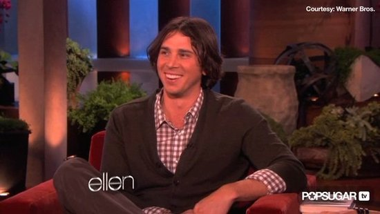 Bachelor Ben Takes the Hot Seat on Ellen