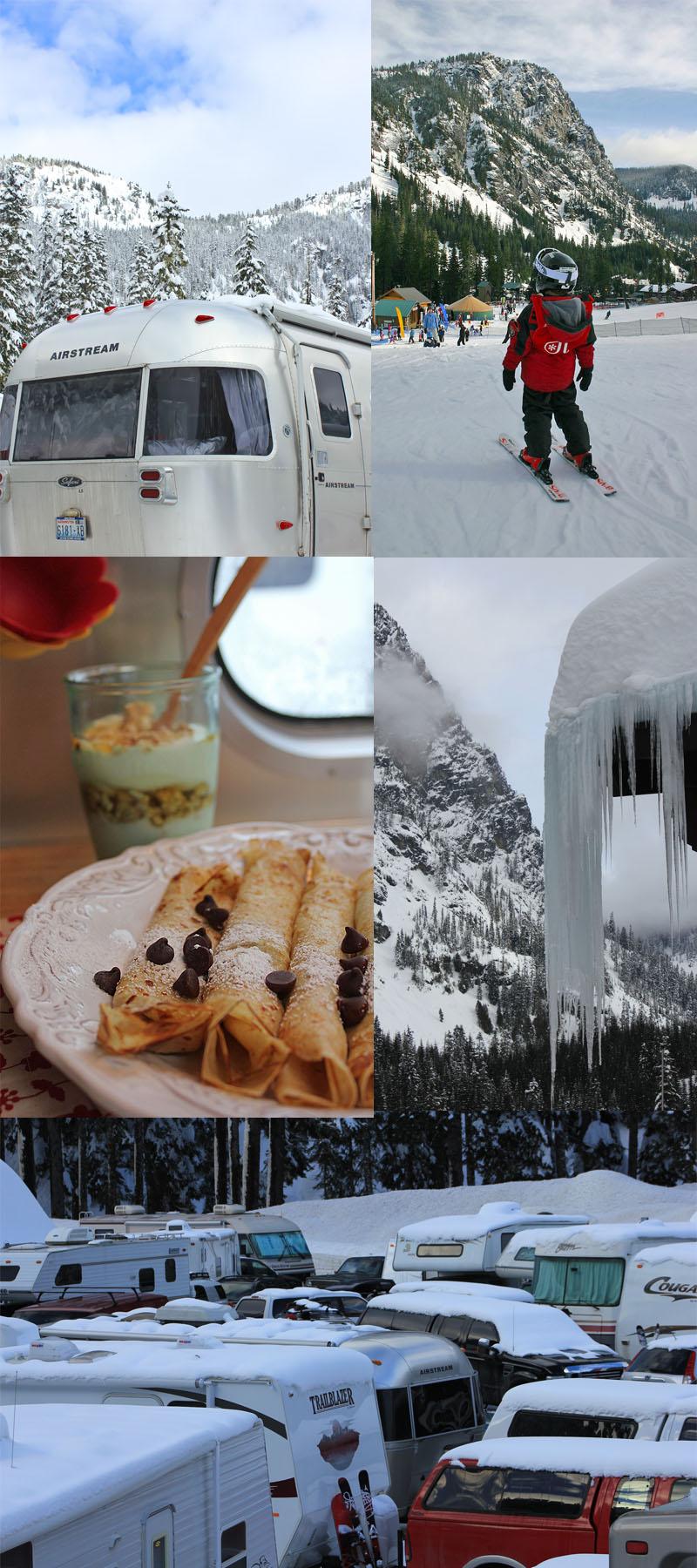 Alpental Ski Area, WA State