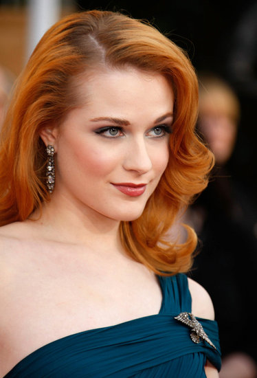 Miss: Evan Rachel Wood, 2009