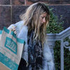 Gisele Bundchen Shopping in Boston Before Super Bowl Pictures