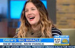 "Drew Barrymore Is ""Daydreaming"" About Her Wedding"
