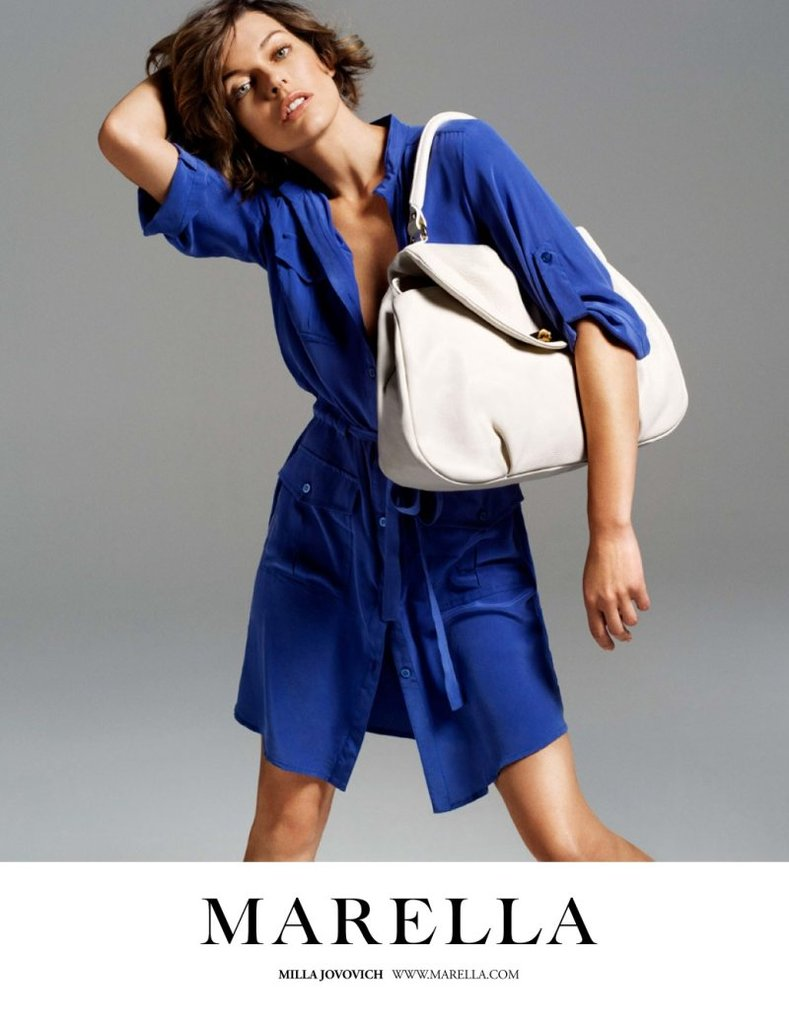 Marella, Spring 2012 Source: Fashion Gone Rogue