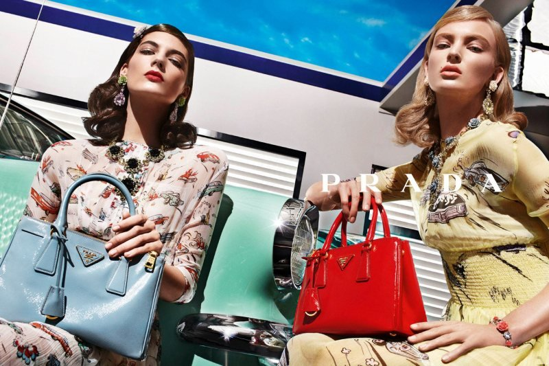 Prada, Spring 2012 Source: Fashion Gone Rogue