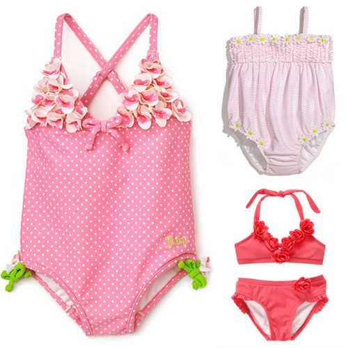 Baby Girl Swimsuits