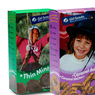 The Unhealthiest Girl Scout Cookies
