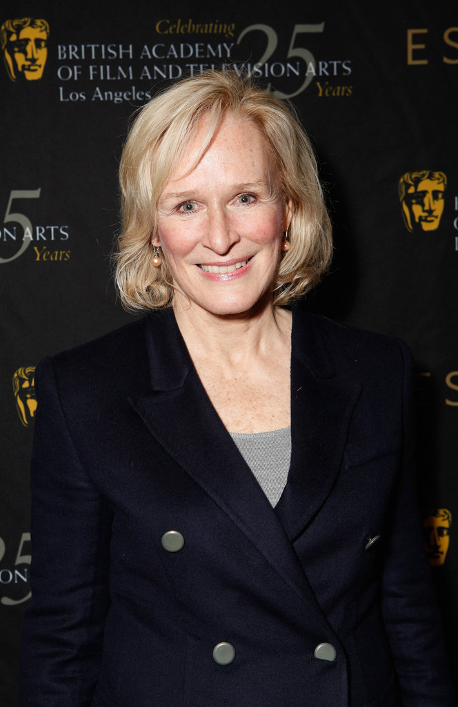 Glenn Close For Albert Nobbs