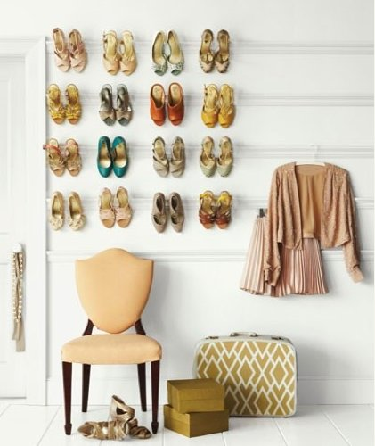 Shoe Organization And Decorating Tricks Popsugar Home