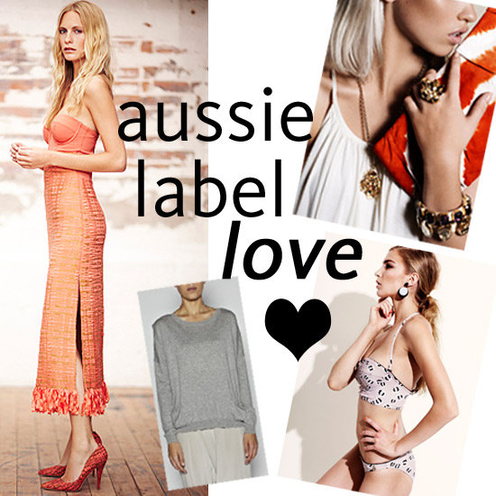 2012 Australia Week: Local Labels We Love