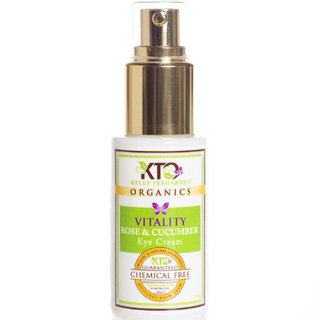 Kelly Teegarden Organics Eye Cream Review