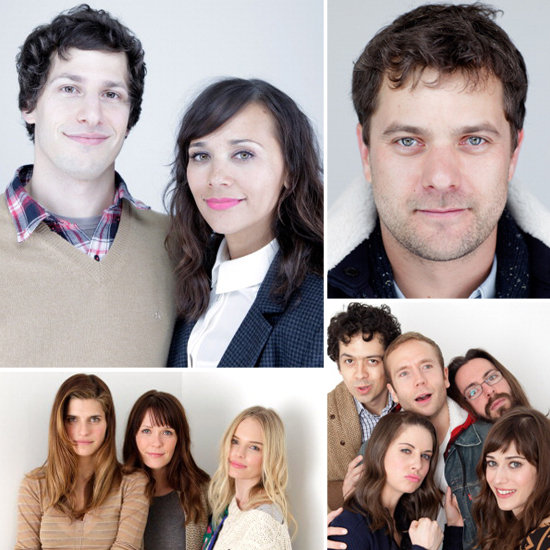30 Cute Cast Portraits From Sundance!