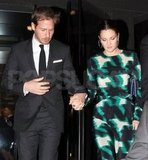 Will Kopelman held hands with Drew Barrymore.
