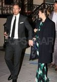 Will Kopelman and Drew Barrymore went out for food.