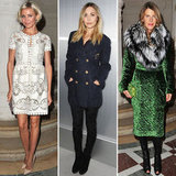 See All of the Front Row Style From Couture Fashion Week — Cameron Diaz, Elizabeth Olsen, and More